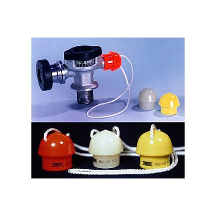 Thread Saver® SCBA Valve Thread Protector