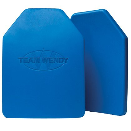 Team Wendy ESAPI Non-Ballistic Training Chest Plate, Pair