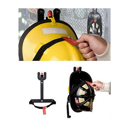 Ziamatic UHH-1 Crew Cab Helmet Holder, Meets NFPA 1901, 2009