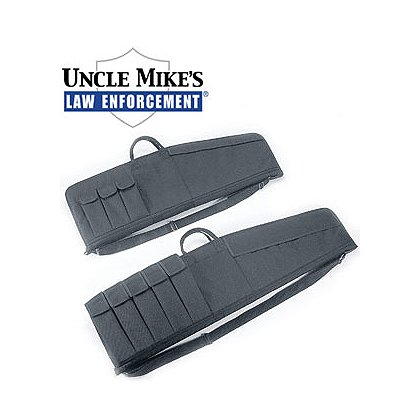 Uncle Mike's Black Tactical Rifle Case