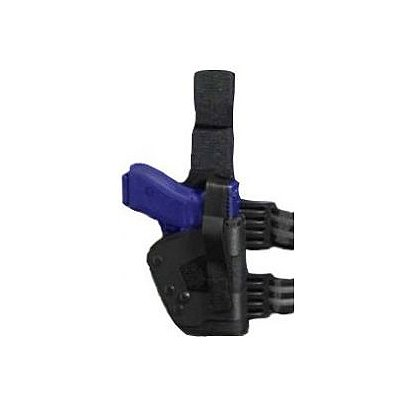 Uncle Mike's Tactical Pro-3 Holster, Black