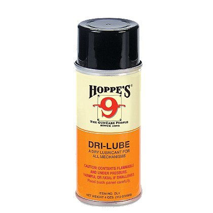 Hoppe's Dri-Lube, 4 oz Spray