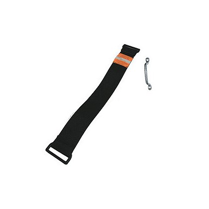Zico Quic Strap Mounting Kit, 12 Variable Utility Straps, 3