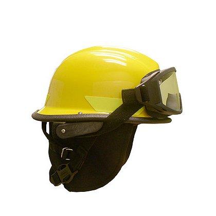 Bullard USRX Rescue Helmet with ESS Goggles, Dual Certified