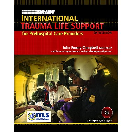 Brady International Trauma Life Support, 6th Edition