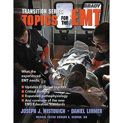 Brady Transition series Topics for the EMT, 1st Edition