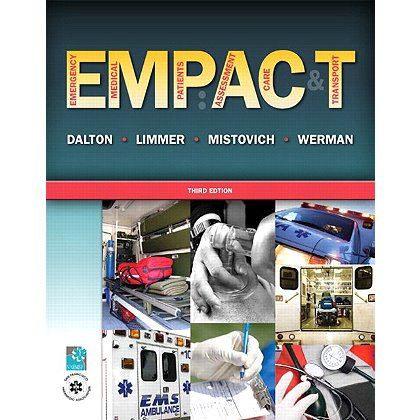 Brady EMPACT (Emergency Medical Patient Assessment Care & Transport), 1st Edition