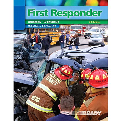 Brady First Responder, 8th Edition