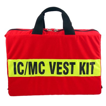 R & B Fabrications IC/MC Vest Case