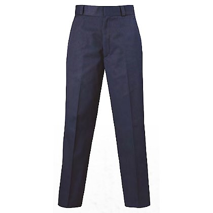 Lion StationWear Deluxe Uniform Trousers, Navy, 100% Cotton