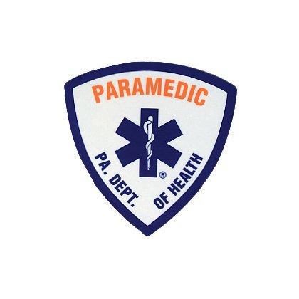 Exclusive Pennsylvania Paramedic Decal