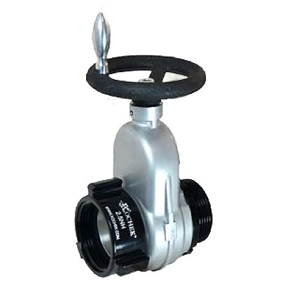 Kochek Small Gate Valve 2-1/2