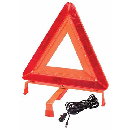 Aervoe LED Emergency Triangle