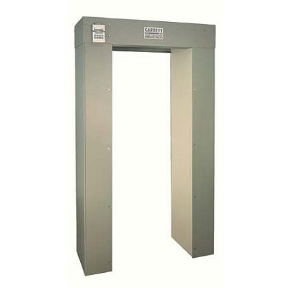 Garrett MS-3500 Walk-Through Metal Detector - Maximum Performance for the Toughest Environment