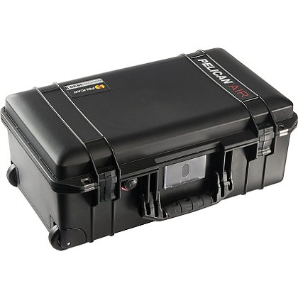Pelican Wheeled Carry-On Air Case, Model 1535, Black