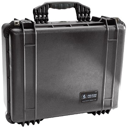 Pelican Protector Case, Model 1550, No Foam