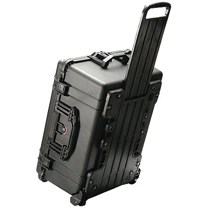 Pelican TrekPak Large Protector Case, Model 1610TP, Black