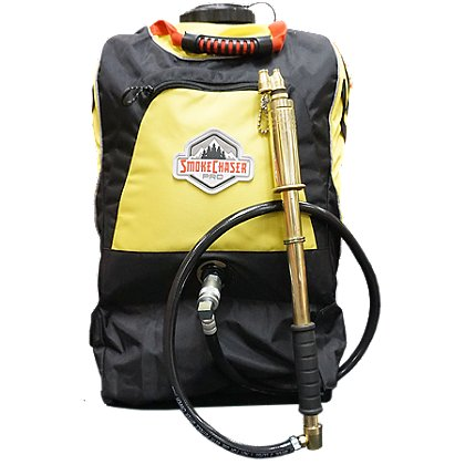 Smith Indian SP500 Smokechaser Pro Dual Bag Tank, Fedco Pump