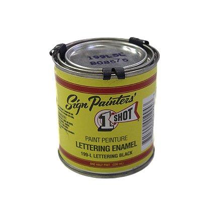 Matthews Paint Co. 1-Shot Leather Helmet Paint, 8 oz. Can