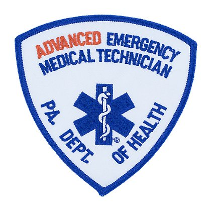 PA Advanced Emergency Medical Technician, 3.75