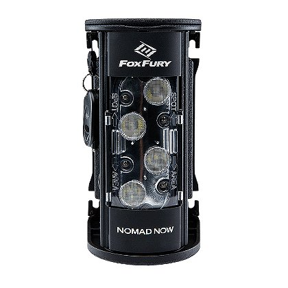 FoxFury Nomad Rechargeable NOW LED Lantern Area-Spot Light, Lithium-Ion Battery, 2500 Lumens