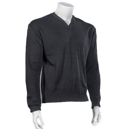Cobmex V-Neck Sweater, 100% Ultra Acrylic