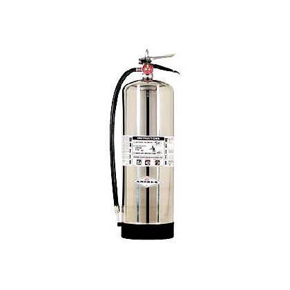 Amerex 2.5 Gallon Pressurized Water Extinguisher