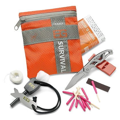 Gerber Bear Grylls Survival Series, Basic Survival Kit