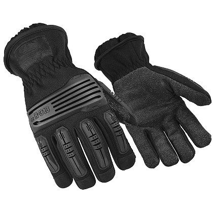 Ringers Extrication Glove, Short Cuff, Black