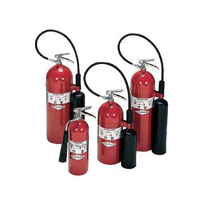 Amerex Carbon Dioxide Fire Extinguishers