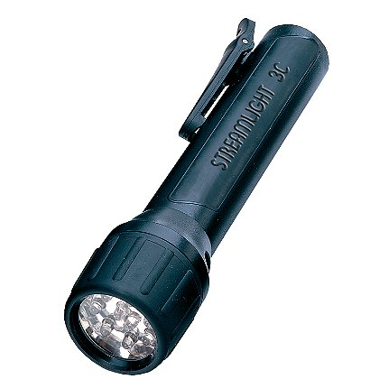 Streamlight 3C Lux® ProPolymer® DIV 1/DIV 2 Alkaline Battery-Powered Flashlight