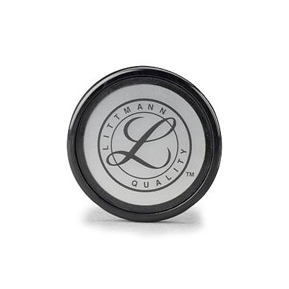 Littmann 36572 Tunable Diaphragm and Rim Assembly, Black Rim
