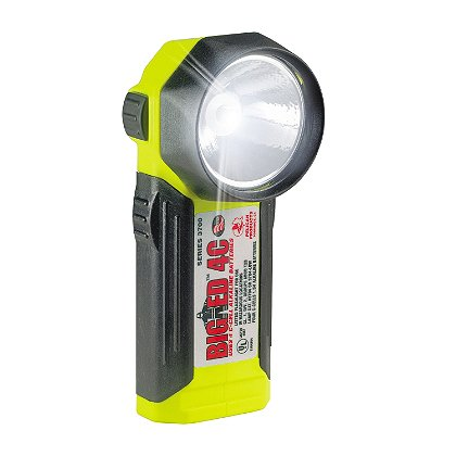 Pelican 3700 Xenon Big Ed 90-Degree Flashlight