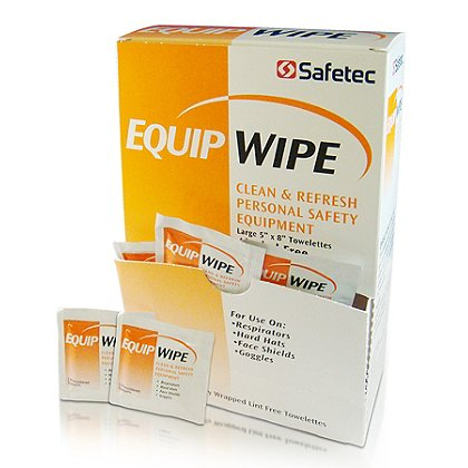 Safetec Equipment Wipes