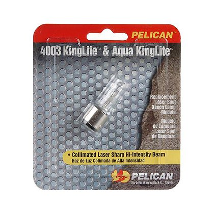 Pelican Replacement Xenon Lamp for KingLite 4000 Spotlight