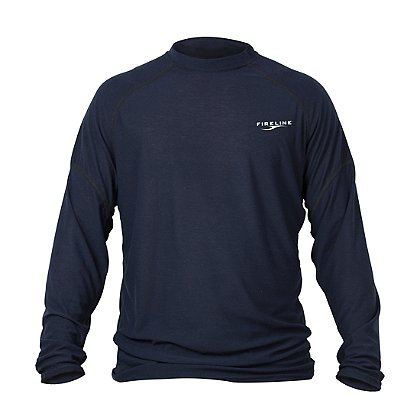 PGI Fireline Ultra-Light Baselayer, Long-Sleeve FR TenCate TechT4 Fabric