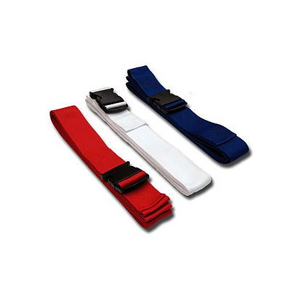 Dick Medical Supply Polypropylene Disposable 3 Pack Spineboard Straps