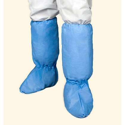 Tronex Non Skid, Fluid Impervious Knee High Boot Covers