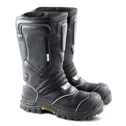 "Thorogood Women's QR14 14"" Structural Bunker Boot"