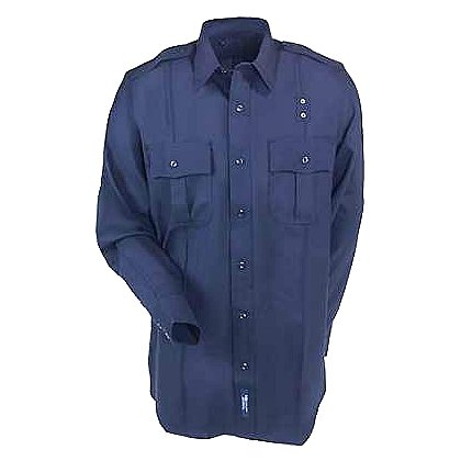 5.11 Tactical Men's Class A Long Sleeve Uniform Shirt
