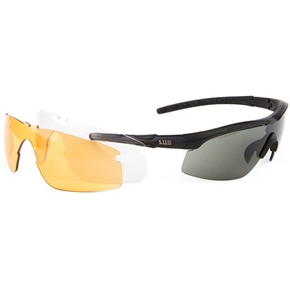 5.11 Tactical Raid Eyewear 3 Lens Kit