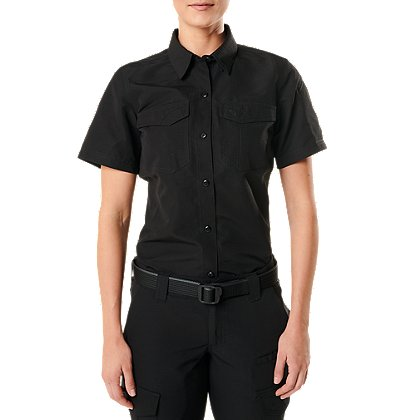 5.11 Tactical Women's Fast-Tac Short-Sleeve Shirt