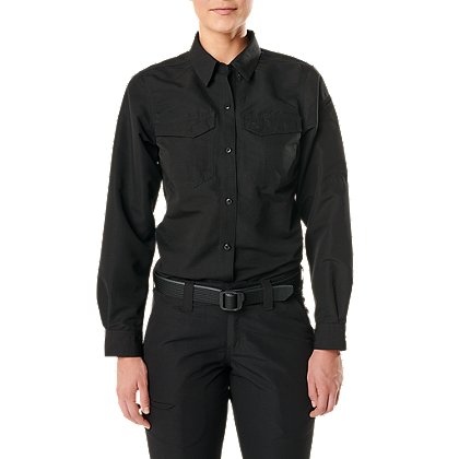 5.11 Tactical Women's Fast-Tac Long-Sleeve Shirt