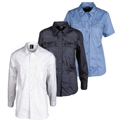 5.11 Tactical  Station Wear Women's Long Sleeve Company Shirt