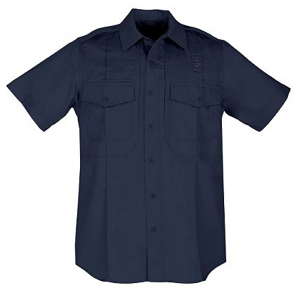 5.11 Tactical Class B Taclite PDU S/S Shirt Midnight Navy
