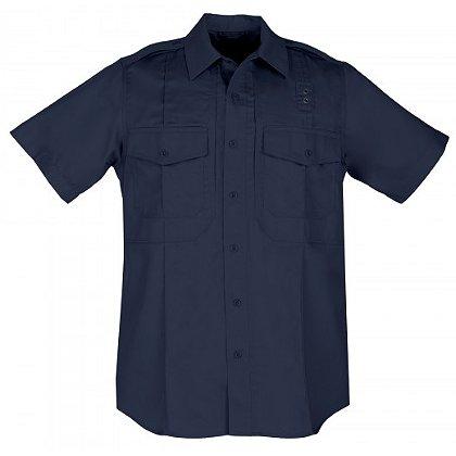 5.11 Tactical Class B Taclite PDU S/S Shirt Midnight Navy