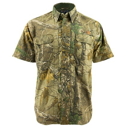5.11 Tactical Short Sleeve Realtree Taclite Shirt
