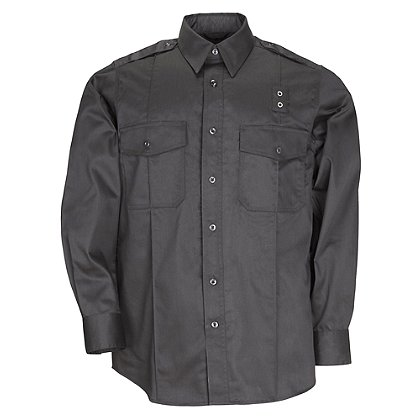 5.11 Tactical Men's Twill PDU® Class A Long Sleeve Shirt