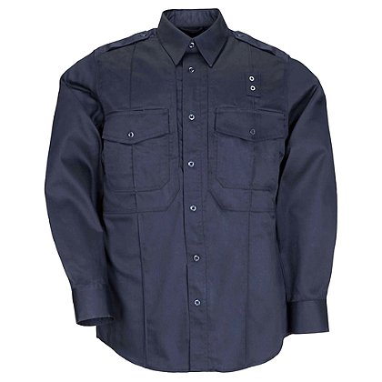 5.11 Tactical Men's Twill PDU® Class B Long Sleeve Shirt