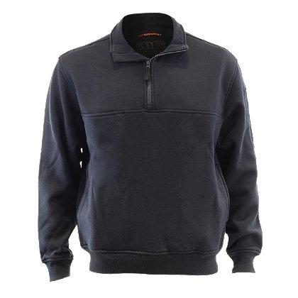 5.11 Tactical Water Repellent Storm Fleece 1/4 Zip Job Shirt